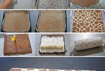cake / bake