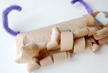 Bible Crafts from Ezra to Malachi / Crafts that help Bible stories stick!