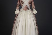 1780s Gowns