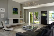 Home Design / Modern and inspiration from the world of home design and architecture.  / by Valor Fireplaces