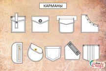 Детали одежды в Adobe Illustrator