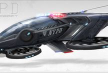 Sci-fi transport
