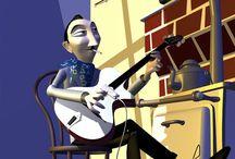 Gypsy jazz / by Erwin van Dijke