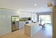 Caesarstone Ocean Foam / Our newest white pallete addition with a blended quartz structure and the versatility to suit many styles and interiors. http://www.caesarstone.com.au/colour/6141-ocean-foam