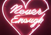 ★ neon love ★