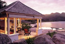 Seychelles / Seychelles are a chain of islands located off the coast of Africa. A popular honeymoon destination when combined with South Africa or an African Safari.