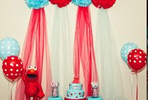 2nd birthday party! / by Alaina Wendt