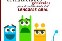 Estimulación lenguaje oral