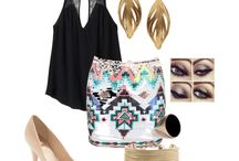 Summer sizzling outfits
