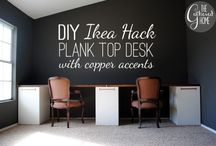 Twin Office Desk Ideas