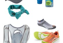 Ultra-marathon training. / by Briana
