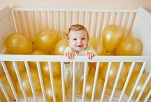 Baby Girl's First Birthday / by Ashanta Stinson