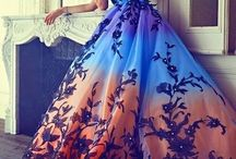 Beautiful dresses that l would adore to wear