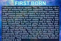 birth order / by Kristy Virgo