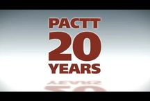 PACTT Information / Videos and resources related to PACTT Learning Center (www.pactt.org)