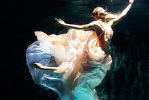 pod wodą...