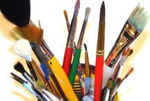 ART ED Lesson Ideas / by Palettes and Pencils and Helpful Essentials