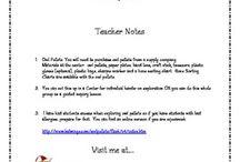 Preschool Science: Owl Pellets
