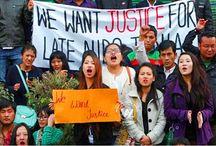 Manipuri women molested, beaten in South Delhi