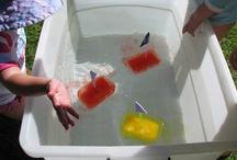 Summer activities for toddlers/ preschoolers