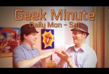 Geek Minute / by Mr. DAPs