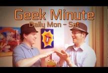 Geek Minute / by Mr. DAPs
