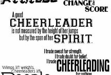 Cheer quotes / by Deena Ramsaur