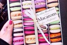 Macarons ✨ / Happiness is just one bite
