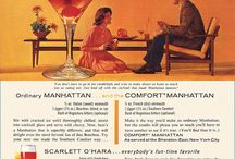 Retro Cocktails and recipes
