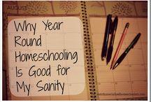 Homeschool Schedules