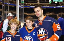 New York Islanders Kids Club / Check out the membership benefits and exclusive events that our Kids Club has to offer! To sign your child up or for more information go to http://islanders.nhl.com/club/page.htm?id=43391 / by New York Islanders