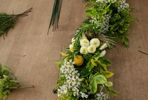 Garlands and Flowers