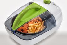 Jet Fryer / Jet Fryer is easy, economical and safe to use because you don't have to fill it with oil. It's a good solution for families with children