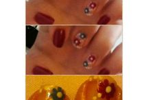 beauty things by my self / nail art