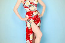 Hawaiian dress up