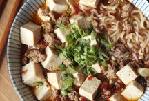 Asian Food / by Emerald Isle