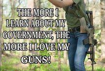 Hobbies, Shooting & Self-Defense