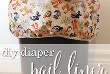 DIY Cloth Diapering