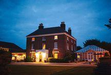 Wedding Photography at Hadley Park House