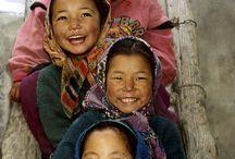 Children of the globe