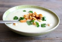 recettes soupes veloutés