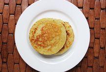 Pancakes & Crumpets
