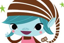 Girl Scout logo brownie Elf images
