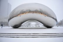 Chicago / Born in MI, lived in AR and CA, now here in Chicagoland. / by Rona Silverstein