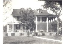 Kaminski House Museum vintage photos / Vintage photos of the Kaminski House and Stewart-Parker House