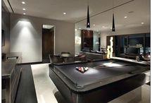 Billiard's rooms