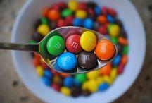 COLORS- Rainbow x food