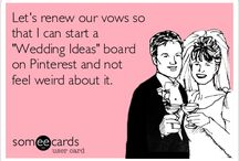 Wedding Renewal Ideas... / When we have been married for 20 years...5 more years!!