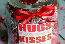 Secret pal gifts