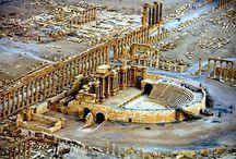 Palmíra   Syríe